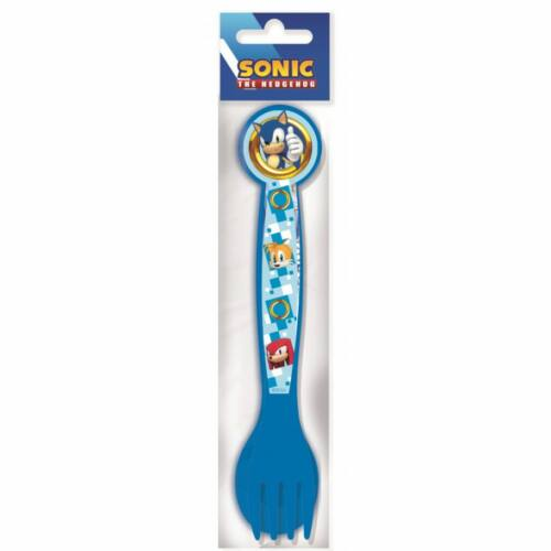 Sonic műanyag evőeszköz szett