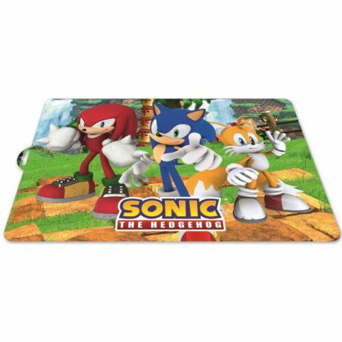 Sonic tányéralátét
