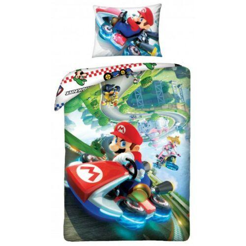 Super Mario ágyneműhuzat garnitúra