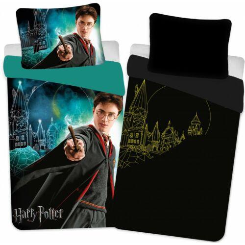 Harry Potter ágyneműhuzat garnitúra - Foszforeszkáló mintával