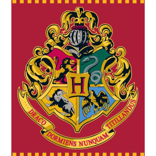 Harry Potter plüss takaró, ágytakaró