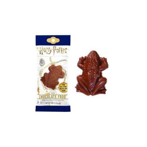 Harry Potter - Béka formájú csokoládé varázs kártyával