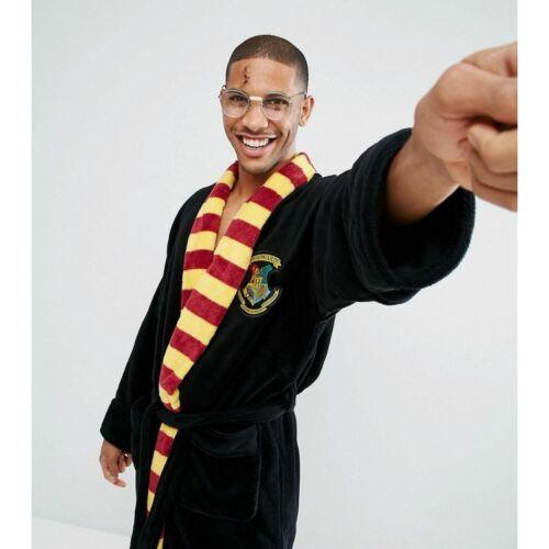 Harry Potter férfi fürdőköntös - Hogwarts, Roxfort
