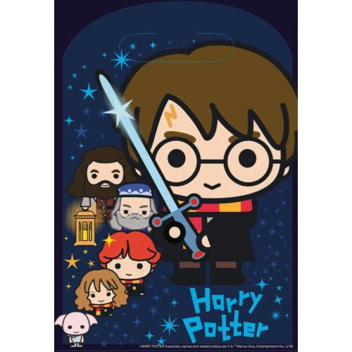 Harry Potter ajándéktasak 8 darabos szett