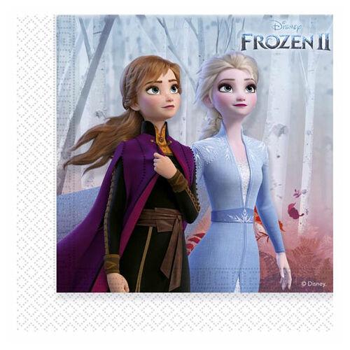 Disney Jégvarázs 2. kétrétegű papírszalvéta csomag