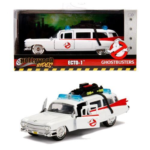 Ghostbusters - Szellemirtók ECTO-1 fém autómodell 1/32