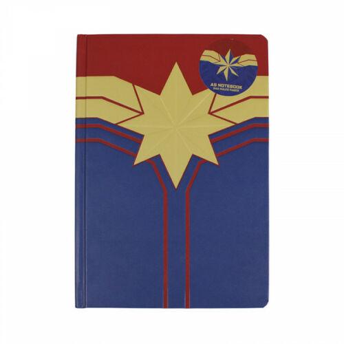 Marvel Kapitány prémium jegyzetfüzet A5