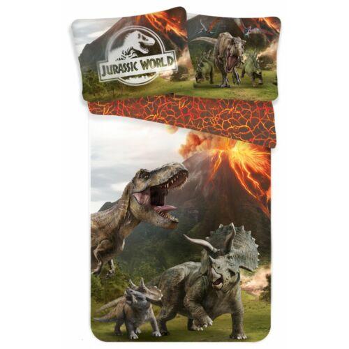 Jurassic World ágyneműhuzat garnitúra