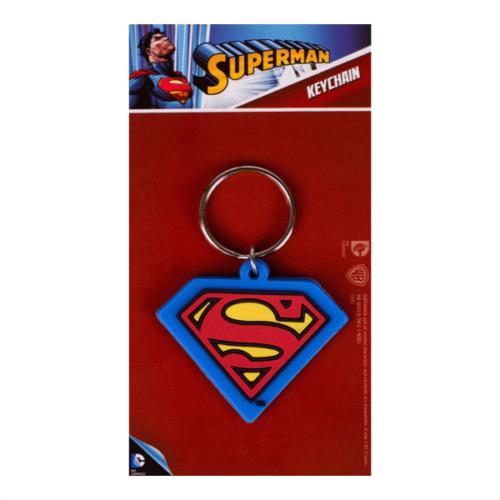 Superman kulcstartó - Logó