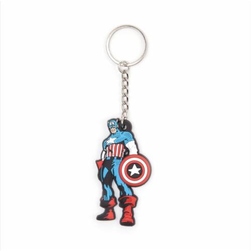 Amerika Kapitány kulcstartó - Marvel Comics