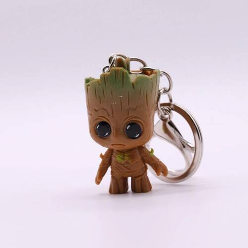 Baby Groot kulcstartó