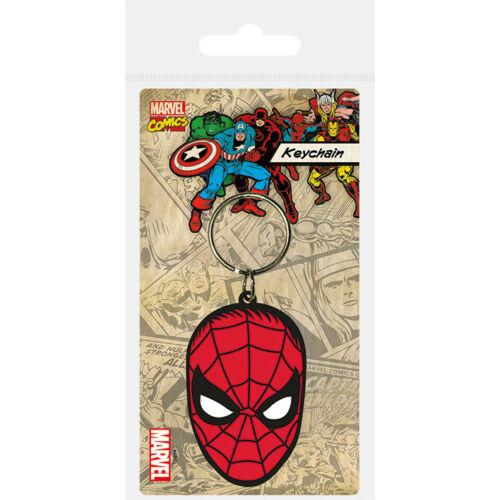 Pókember kulcstartó - Arc