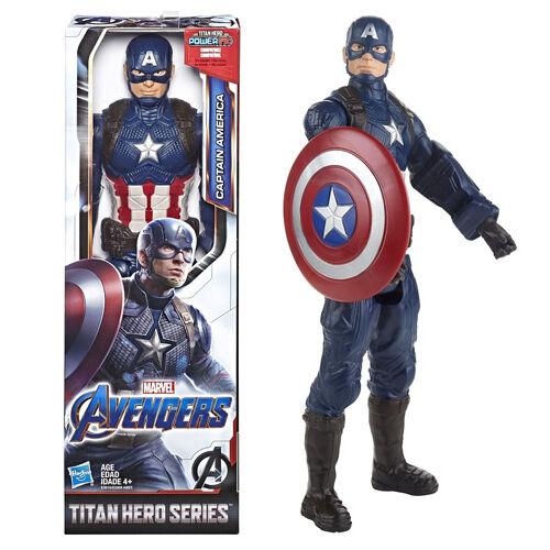 Bosszúálló: Végjáték Titan Hero Amerika Kapitány figura 30 cm-es