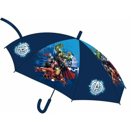 Bosszúállók gyerek félautomata esernyő