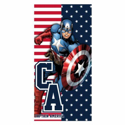 Bosszúállók törölköző, füdrőlepedő - Amerika Kapitány