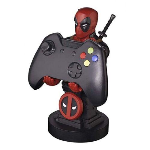 Deadpool telefon és konzol kontroller tartó figura
