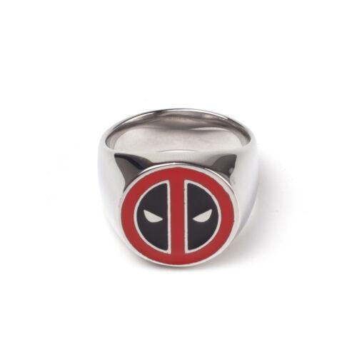 Marvel Deadpool gyűrű - Signet - Több méret
