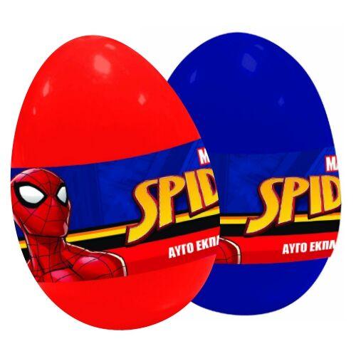 Marvel Pókember meglepetés tojás két változatban