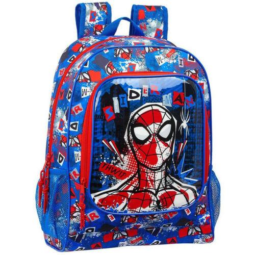 Pókember iskolatáska, hátizsák