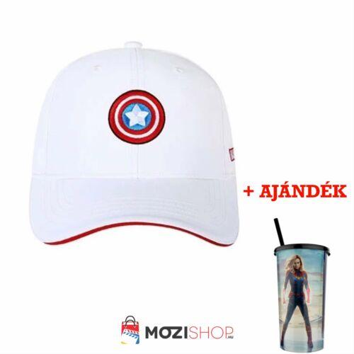 Marvel Amerika Kapitány Baseball sapka