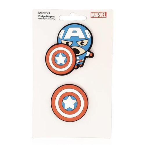 Marvel Amerika Kapitány hűtőmágnes szett