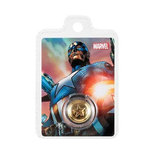Marvel Amerika Kapitány mobiltelefon tartó gyűrű