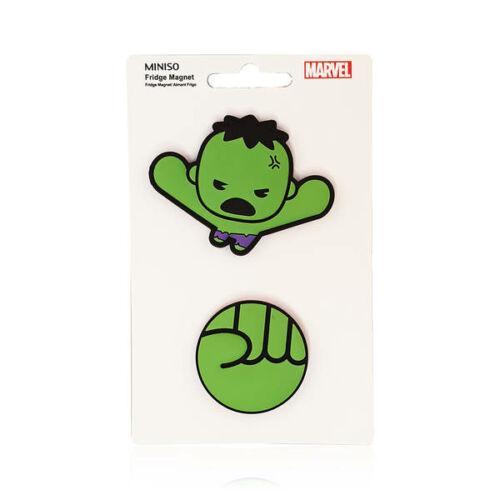 Marvel Hulk hűtőmágnes szett