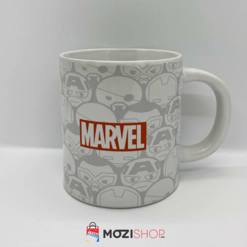 Marvel bögre - Logó
