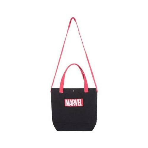 Marvel bevásárlótáska, válltáska - Hímzett logóval