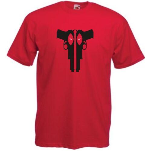 Piros A fenegyerek póló