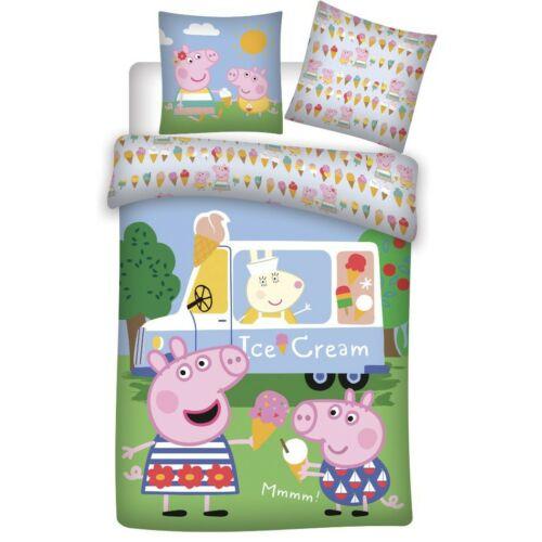 Peppa malac gyerek ágyneműhuzat garnitúra