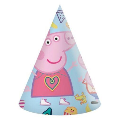 Peppa malac party kalap, csákó