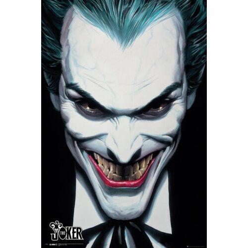 Joker Comics plakát