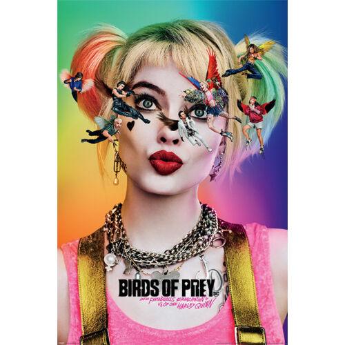 Ragadozó madarak - Harley Quinn plakát - Teaser