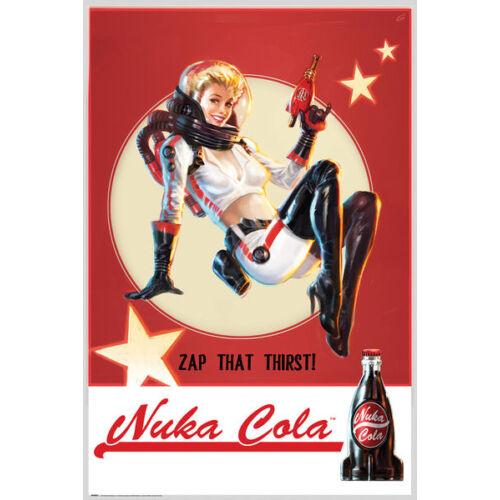 Fallout 4: Nuka Cola plakát