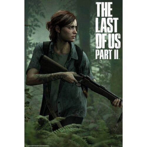 The Last of Us 2 plakát - Ellie