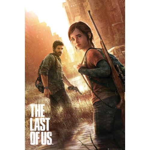 The Last of Us plakát - Key Art