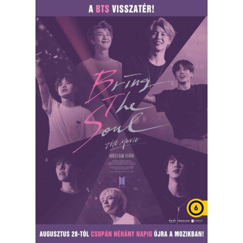 BTS - Bring the Soul: The Movie plakát