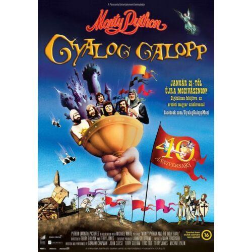 Monty Python: Gyalog galopp plakát