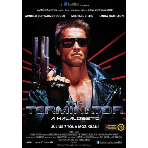Terminator - A halálosztó plakát