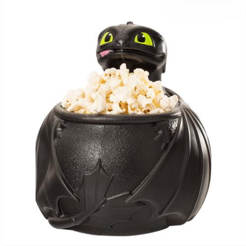 Így neveld a sárkányodat 3 Fogatlan popcorn tartó