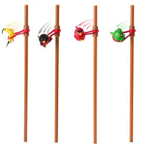 Angry Birds pohár kollekció szívószálakkal