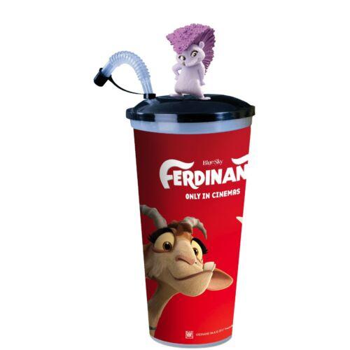 Ferdinánd pohár Una topper és popcorn tasak