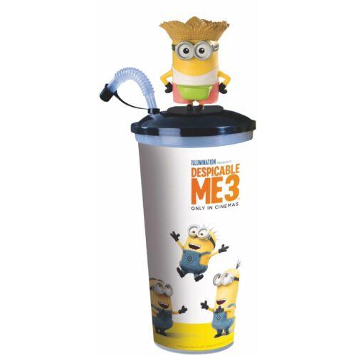 Gru 3  pohár és topper (Jerry figura)