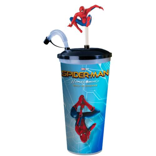 Pókember: Hazatérés pohár, topper (Ugró Pókember)