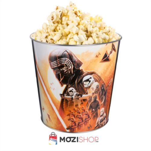 Star Wars: Skywalker kora dombornyomott popcorn vödör I.