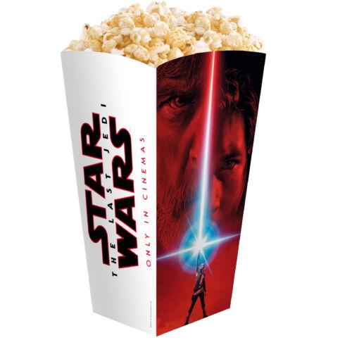 Star Wars: Az utolsó Jedik popcorn tasak