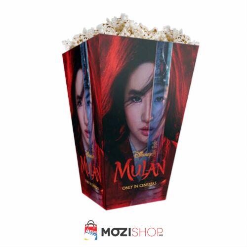 Mulan popcorn tasak