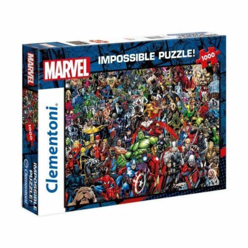 Marvel A lehetetlen puzzle 1000 db-os puzzle