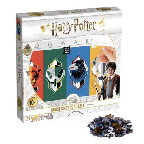 Harry Potter puzzle 500 db-os - Címerek